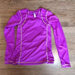 Kyodan Pink Long Sleeve Technical Shirt XS
